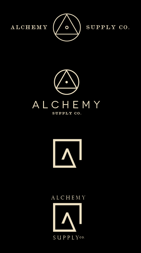 Identity Concepts   Alchemy Supply Co.   ABQ