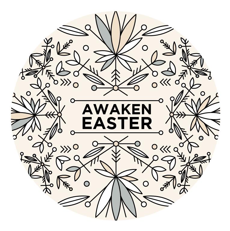Easter Promotional Concept | Awaken Church | TN