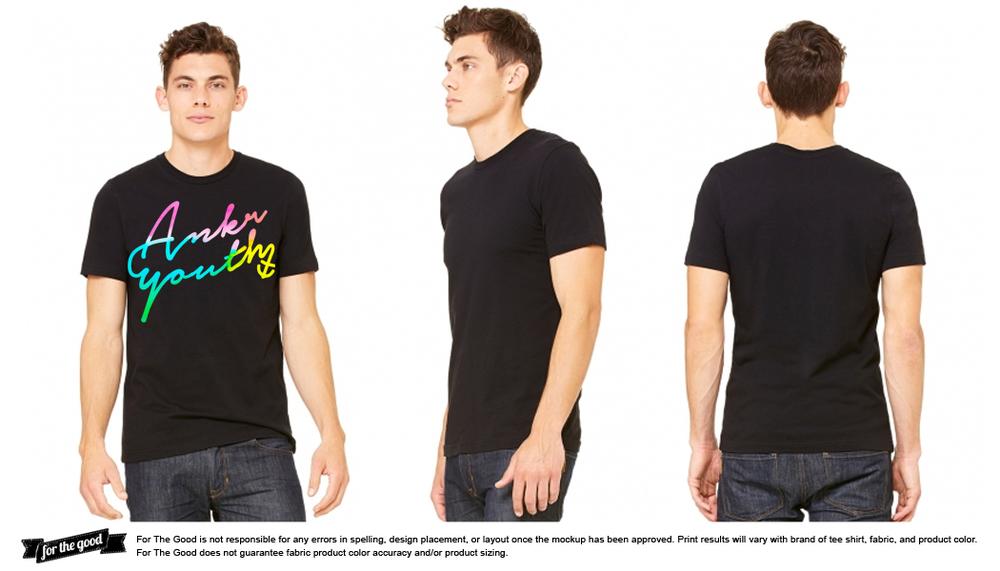 Apparel design | ANKR Youth | TX