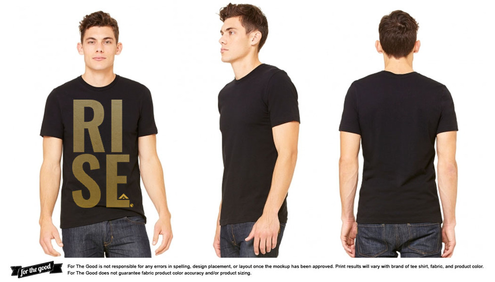 Apparel | On Demand Printing | Rise College Group | ABQ