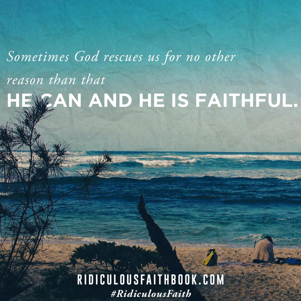"Social media design | ""Ridiculous Faith"" by Shelene Bryan | Thomas Nelson Publishing | TN"