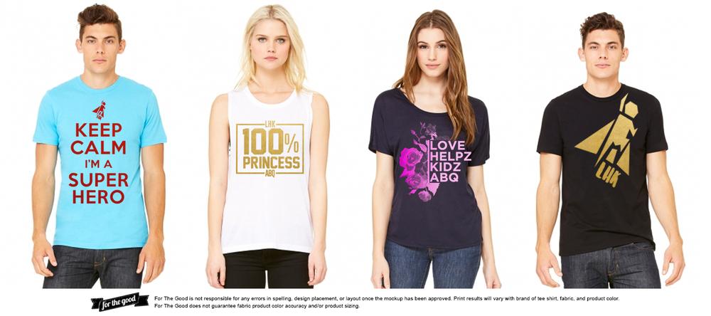 On Demand Printing | Love Helpz Kidz ABQ