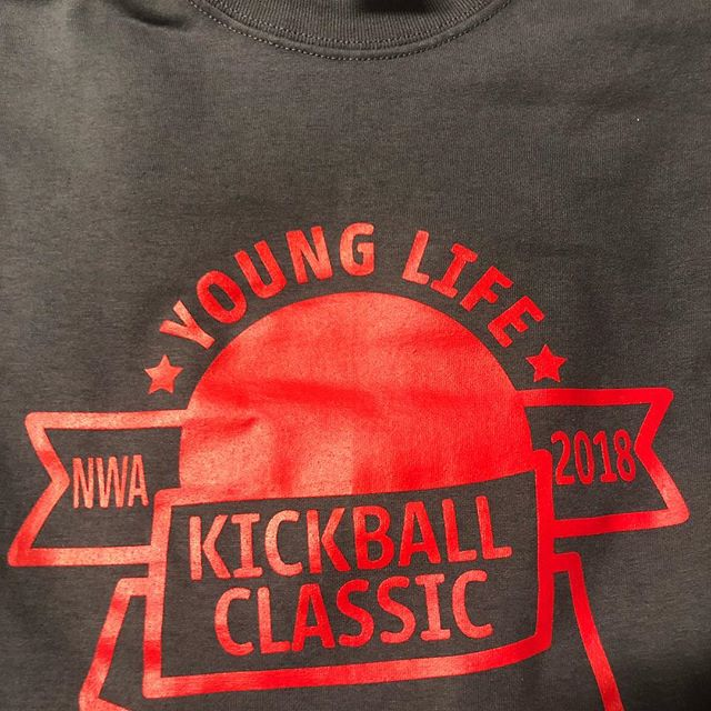 #younglife #albuquerque #printlife #kickball #nmtrue #pressandheart #press&heart #screenprinting #tshirts #abq