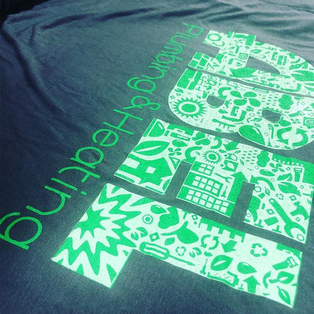 #screenprinting #abq #nmtrue #printlife #tshirt #pressandheart #plumbing