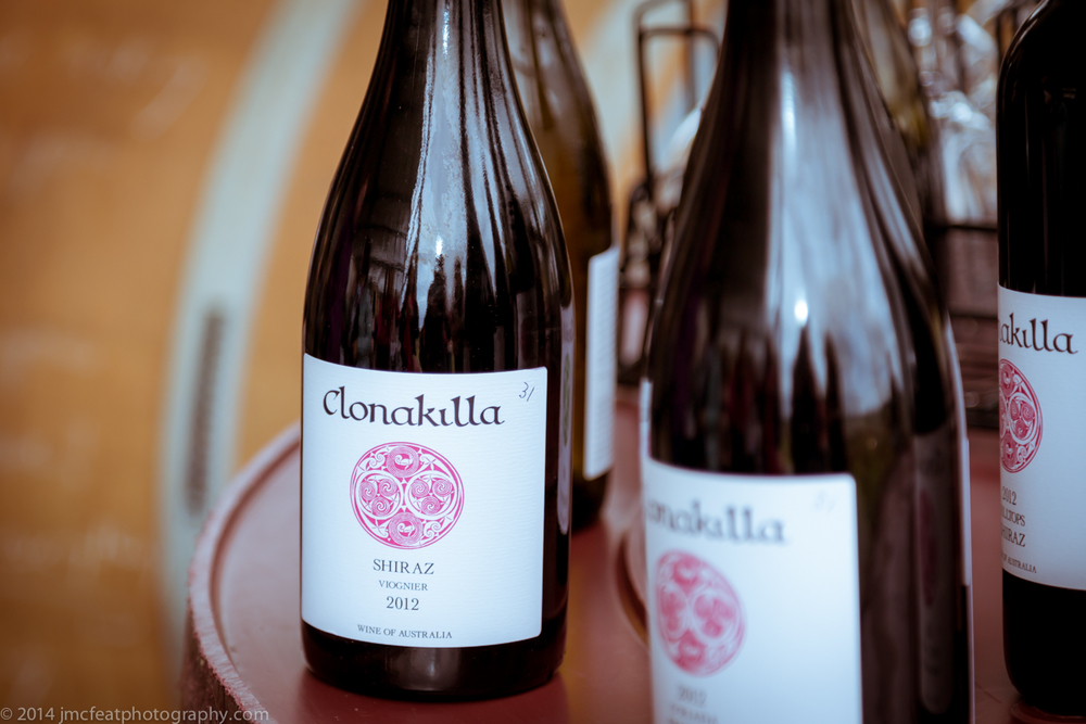 the 2012 shiraz viognier, recently awarded 97/100 by James Halliday | clonakilla, murrumbateman