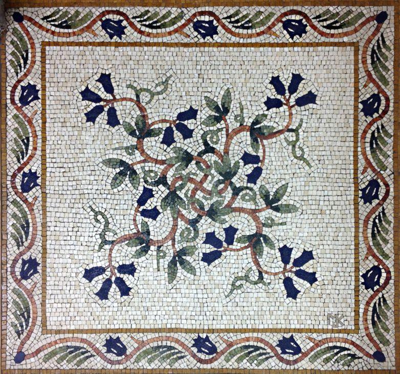 Floral Vine Floor mosaic.jpg
