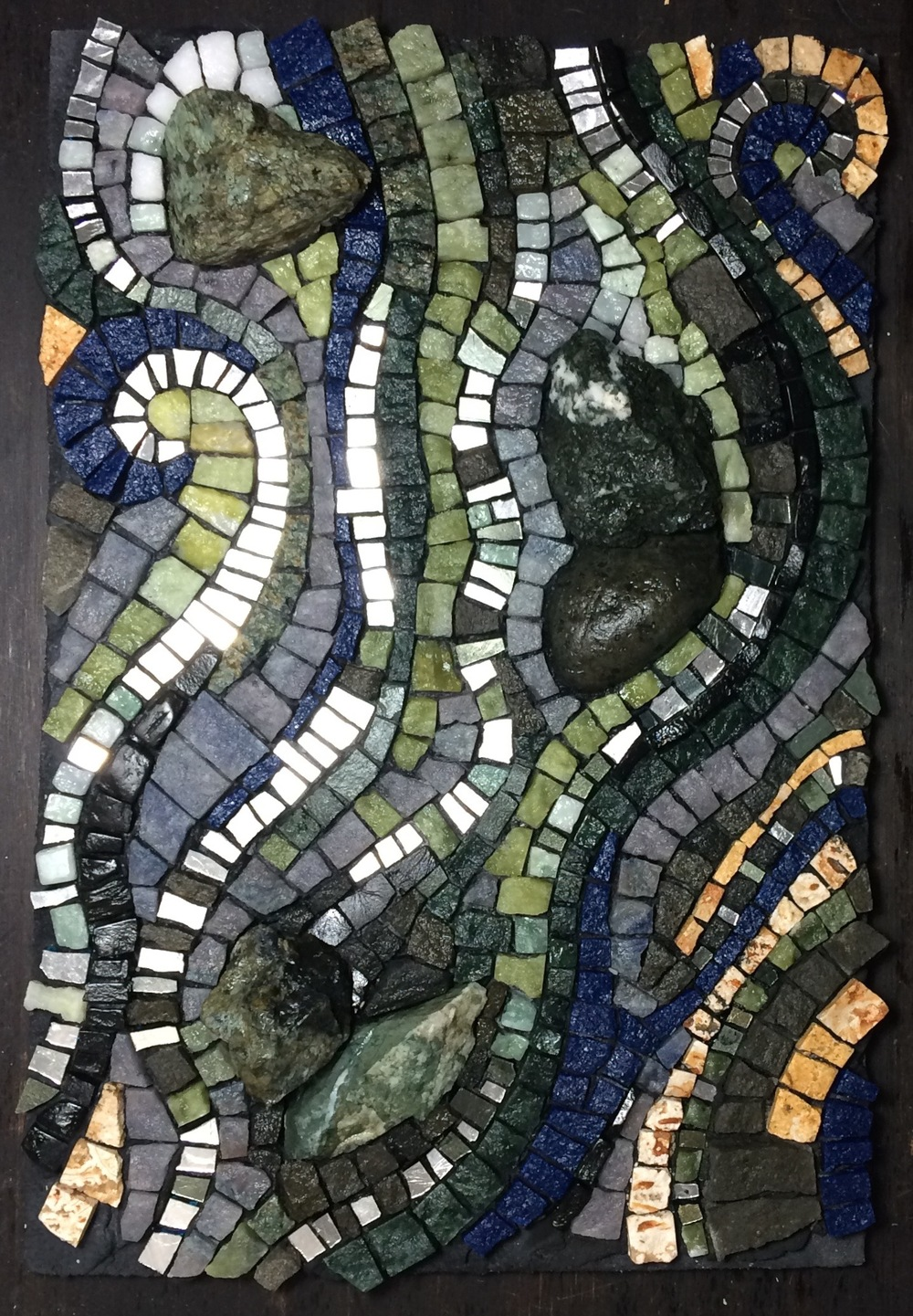 Mkmosaicsmkmosaicscustom Architectural Mosaicspurchasecommission