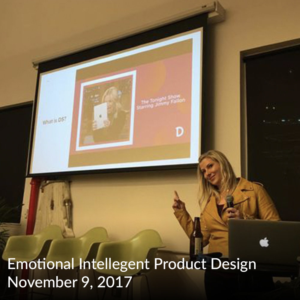 Emotional Intellegent Product Design