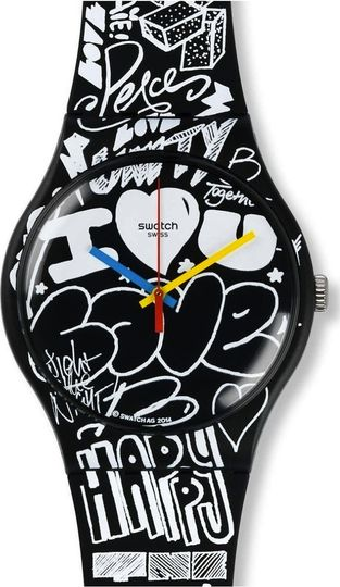 Photo courtesy of Swatch