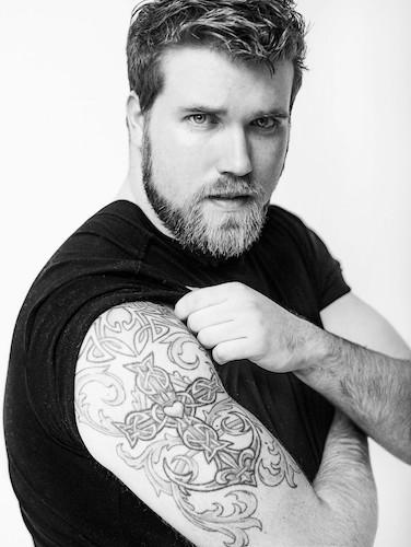 Zach Miko ; photo courtesy of  IMG Models