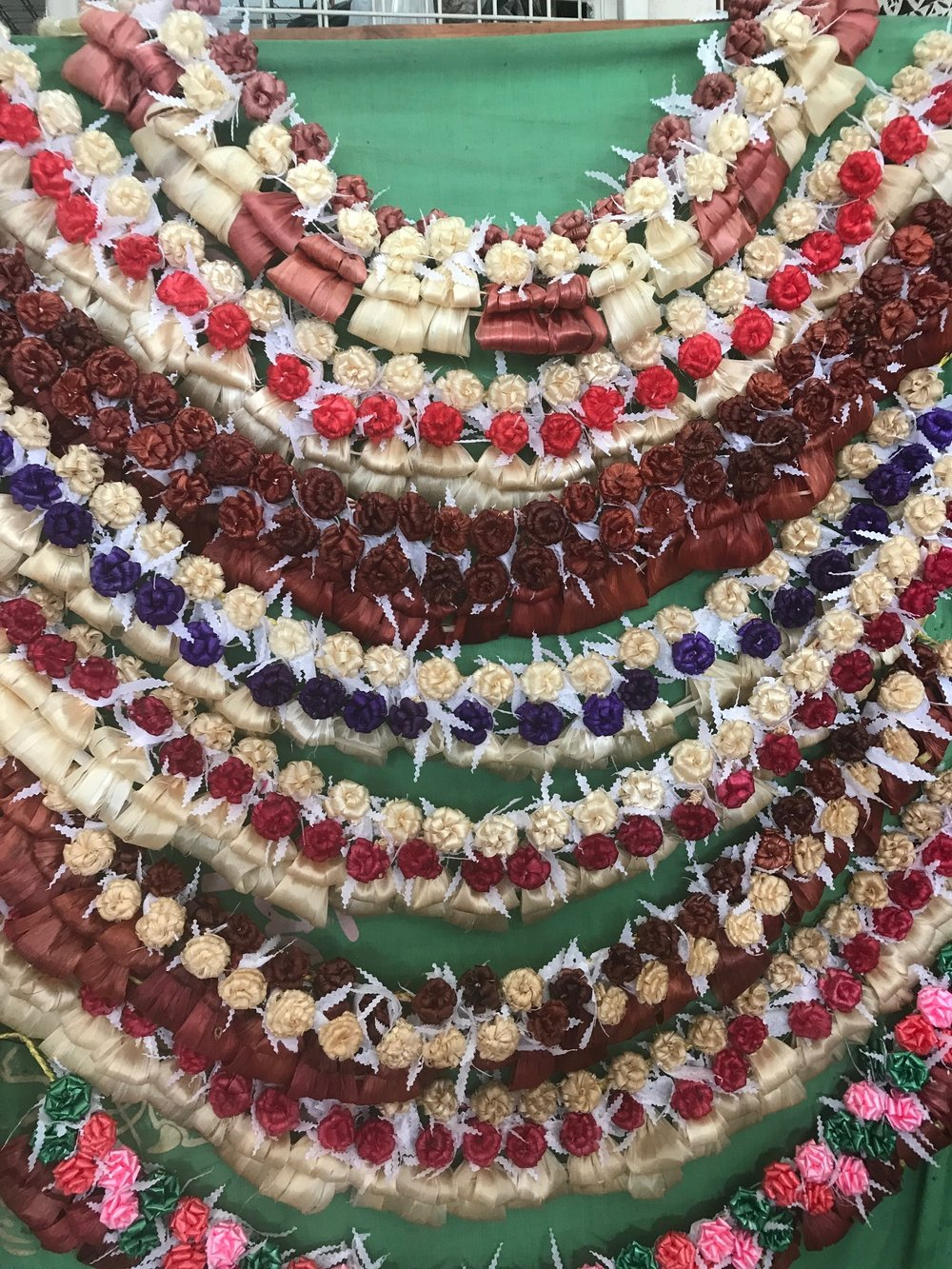 Indigenous Fijian necklace.