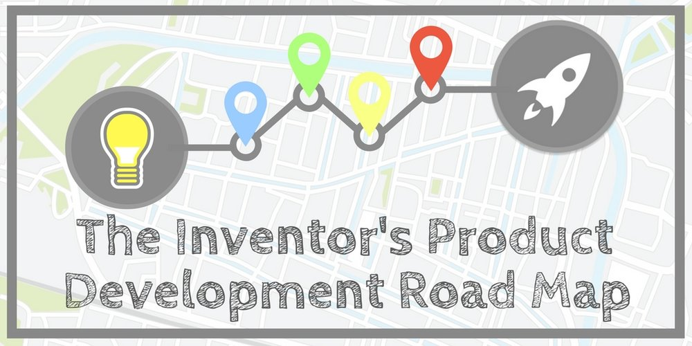 the inventors product development road map