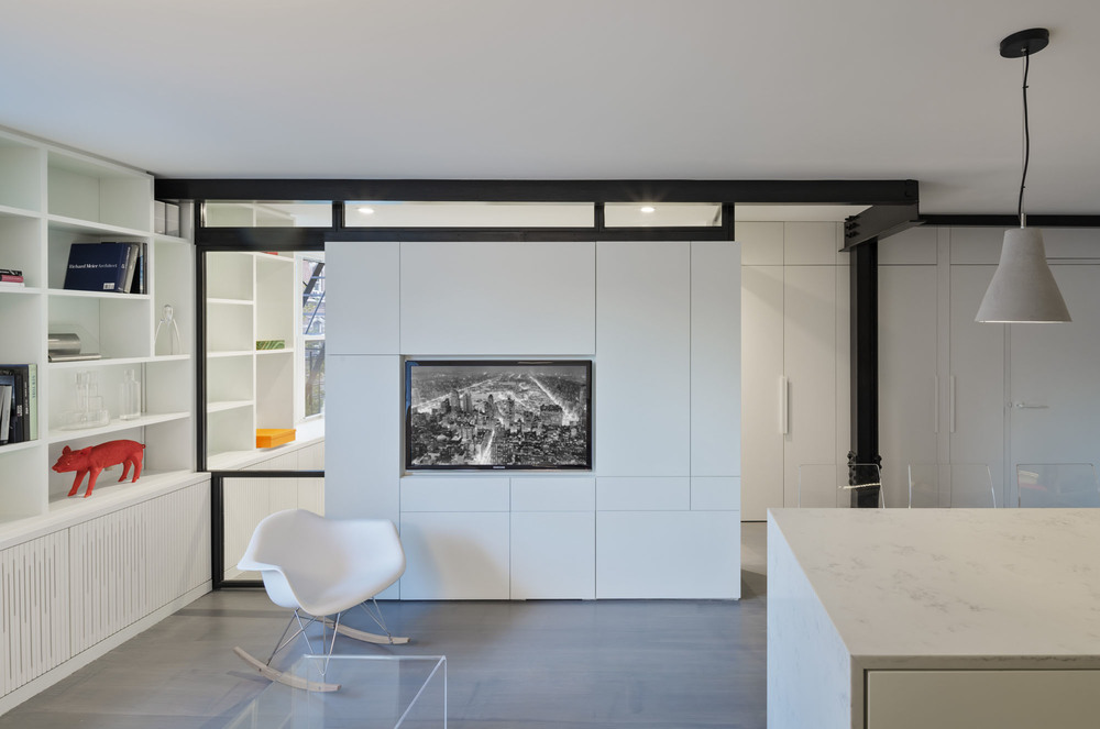 oswald apartment
