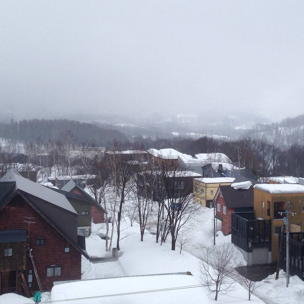 Lower Hirafu Village, Niseko