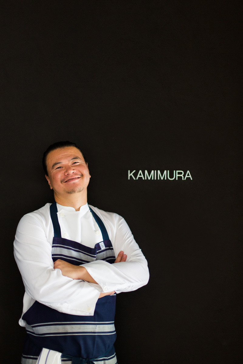 """I like to showcase the fresh local produce of Hokkaido in new, interesting ways. I think of myself as a restaurateur, not only a chef, as the whole experience of dining – from great good, atmosphere and service – matters."" - Yuichi Kamimura, Michelin-Starred Chef and Restaurateur,  Restaurant Kamimura"