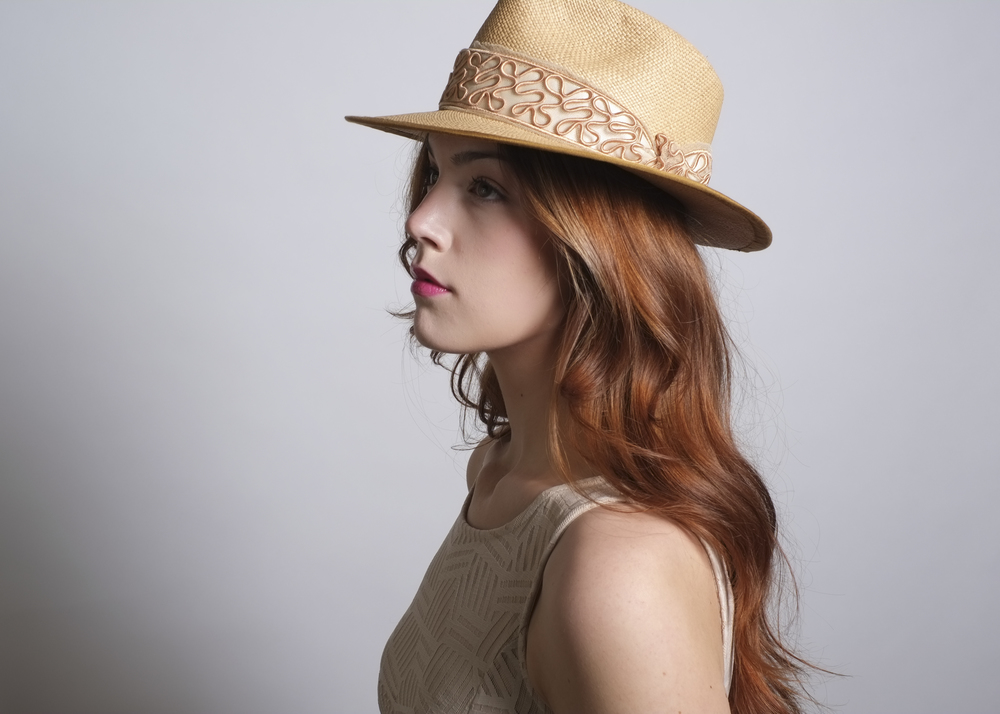Fanny and June Spring 2014 Hat - Tan Fedora