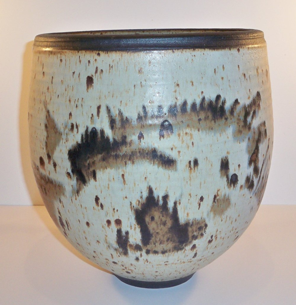 """Monumental bowl"" by Otto Heino"