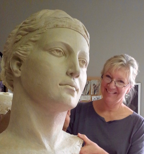 Deborah Bridges Sculpting the Face & Head.jpeg