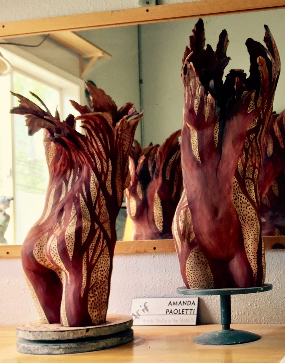Amanda Paoletti.Figurative Trees.2018.YL.jpg