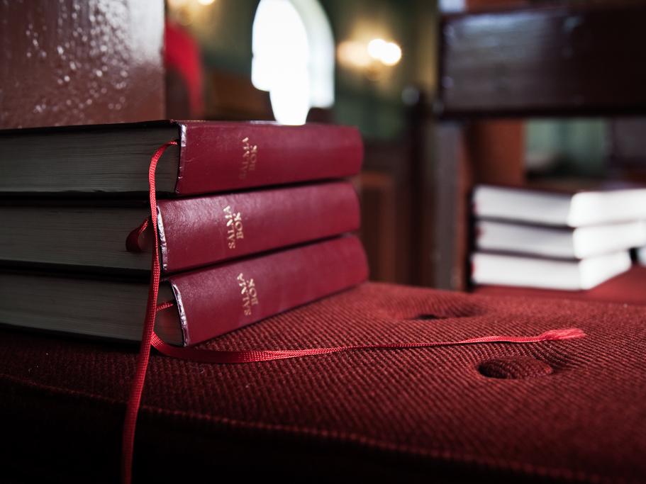 Psalm Books // Thingvellir, Iceland