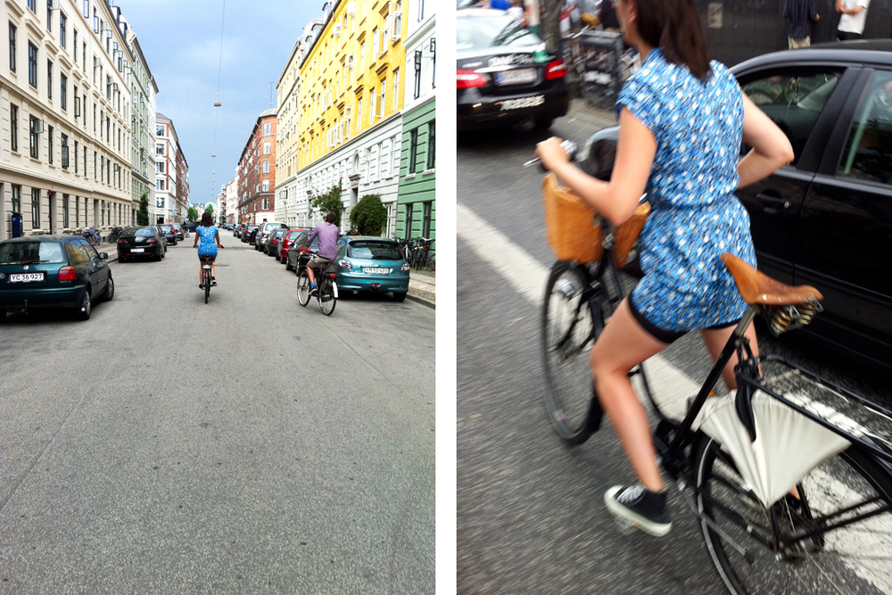 Summertime in Copenhagen