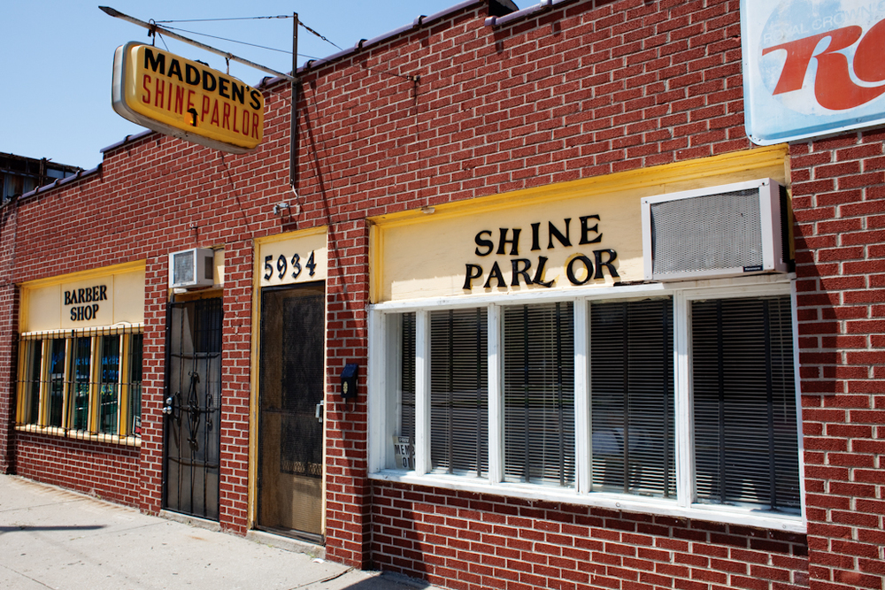 Shine Parlor // Kansas City, MO