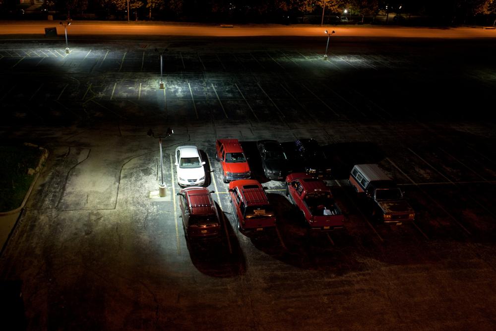 Hotel Parking Lot // Kansas City, MO