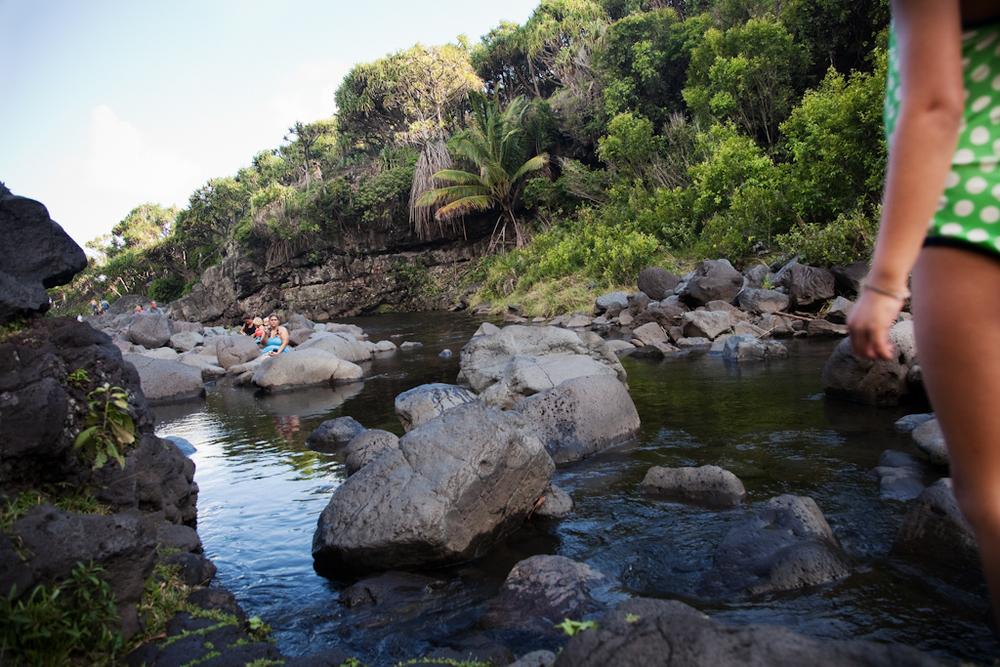 Seven Sacred Pools (Ohe'O Gulch) // Maui
