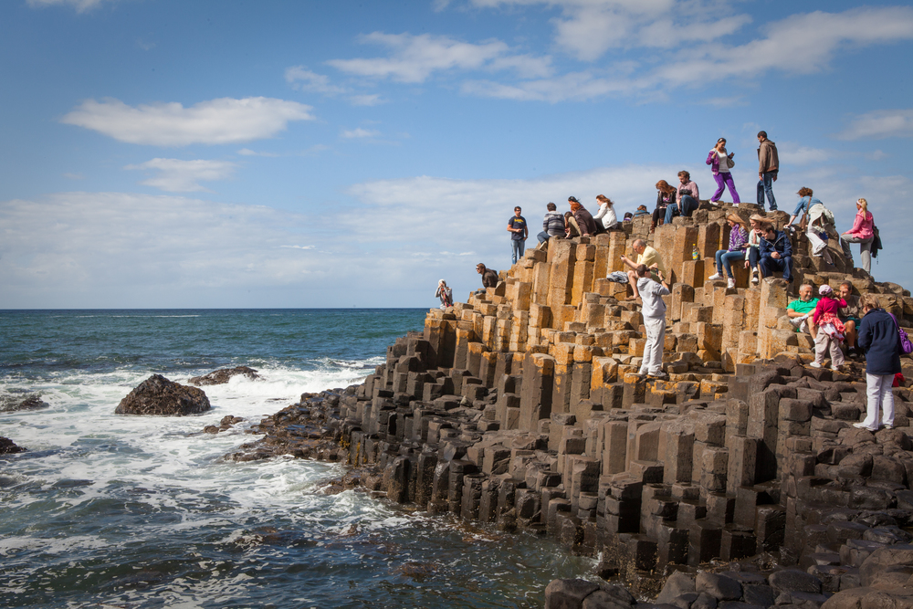 The Giant's Causeway // Northern Ireland