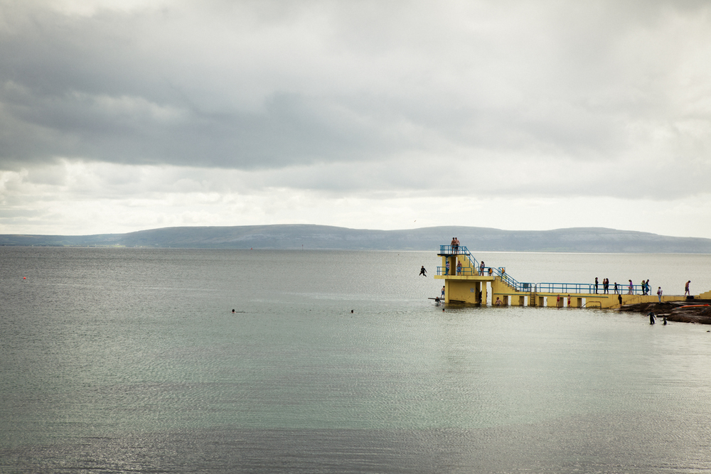 Blackrock Diving Tower // Galway