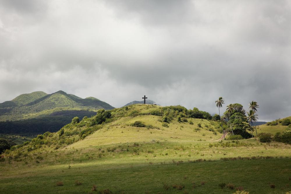 Fagan's Cross // Hana, HI