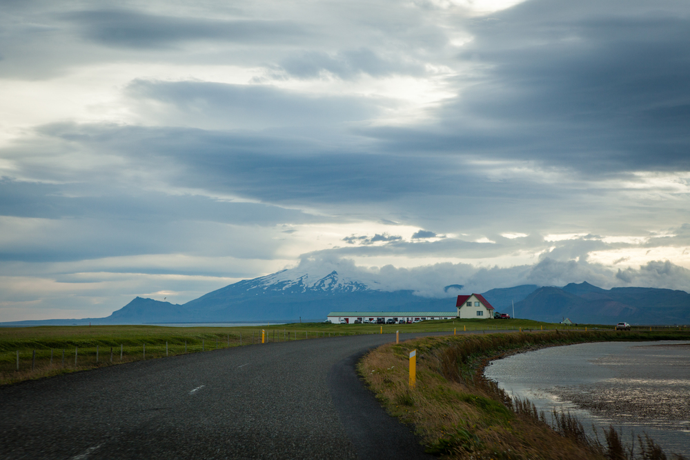 Road to Snaefellsnes // Iceland