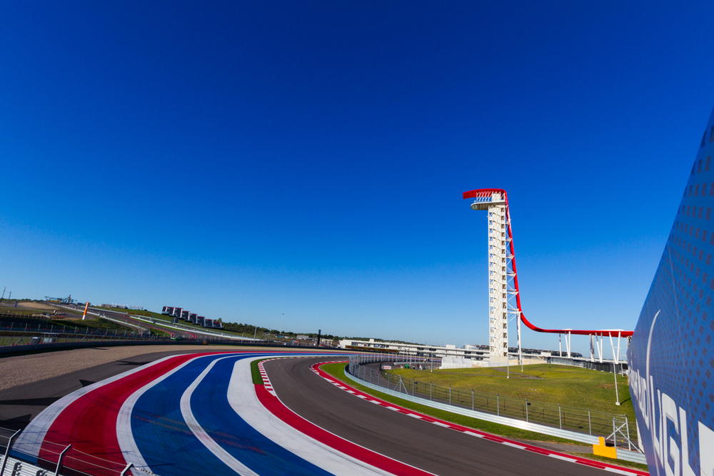 COTA Tower standing tall & strong in the Central Texas sky  (Photo by Grease Man Photography/Steven Snow)