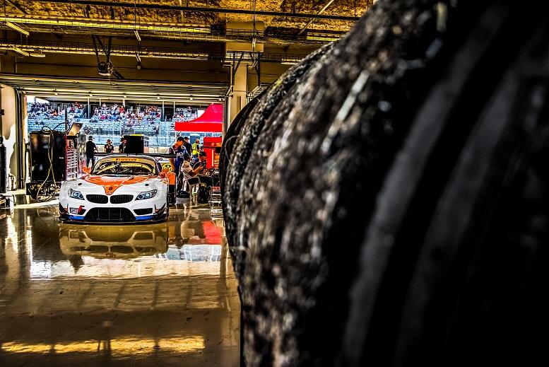 Mills Racing BMW Z4 - PWC