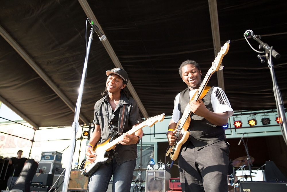 Peterson Brothers at Reckless Kelly Softball Jam 2014 © Grease Man Photography ©