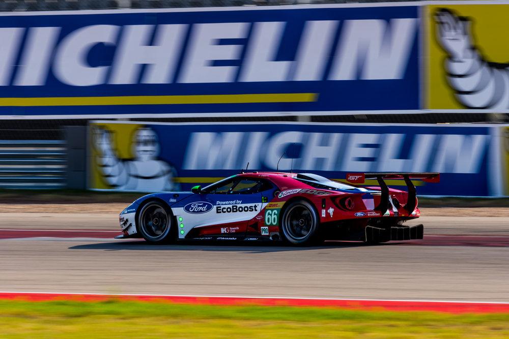 No. 66 Ford Chip Ganassi Team UK - Ford GT - LMGTE PRO