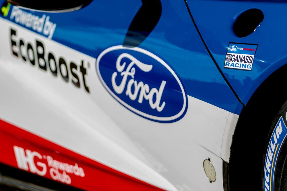 No. 67 Ford Chip Ganassi Team UK - Ford GT - LMGTE PRO