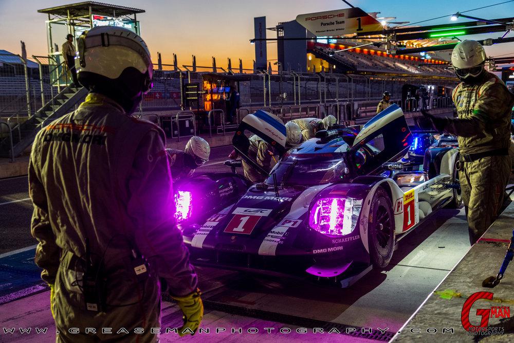 FIA WEC 6 Hours of COTA 2016