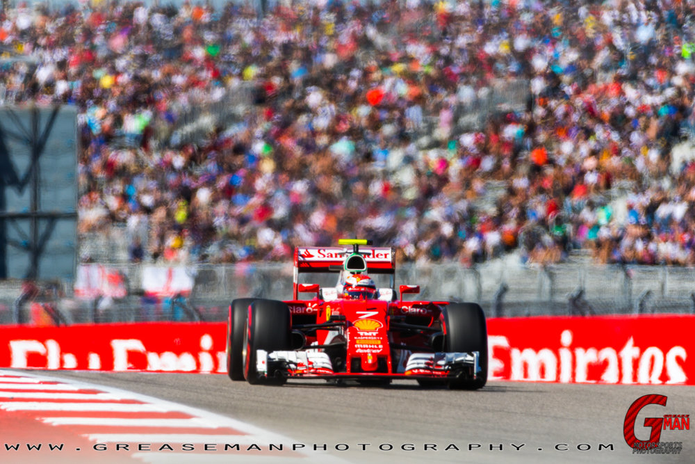 Formula 1 United States Grand Prix 2016