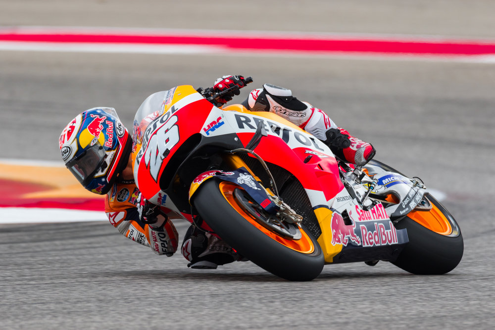Dani Pedrosa - Repsol Honda Team - MotoGP - Circuit of the Ameri