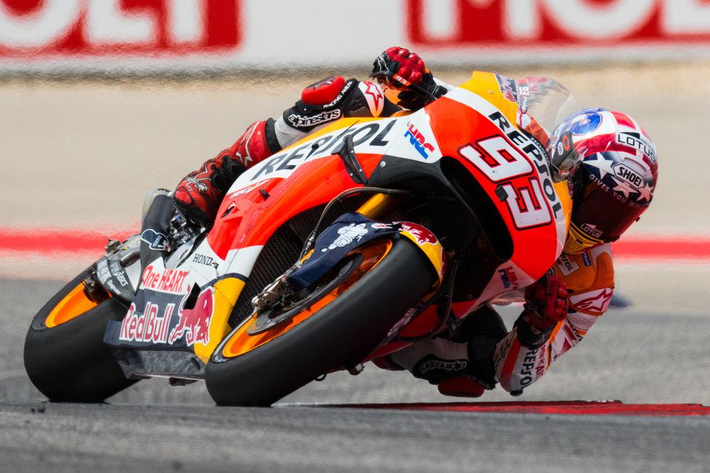 Marc Marquez - Repsol Honda Team - MotoGP - Circuit of the Ameri