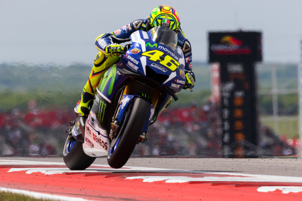 Valentino Rossi - Movistar Yamaha MotoGP - MotoGP - Circuit of t