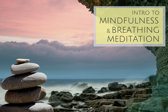 This workshop introduces mindfulness as an invaluable practice that can be developed, sharpened and mastered over time using breath-based meditation techniques.