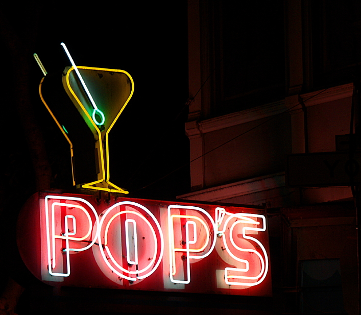 Pop's Corner