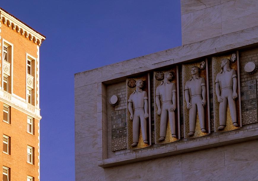 Four Masons