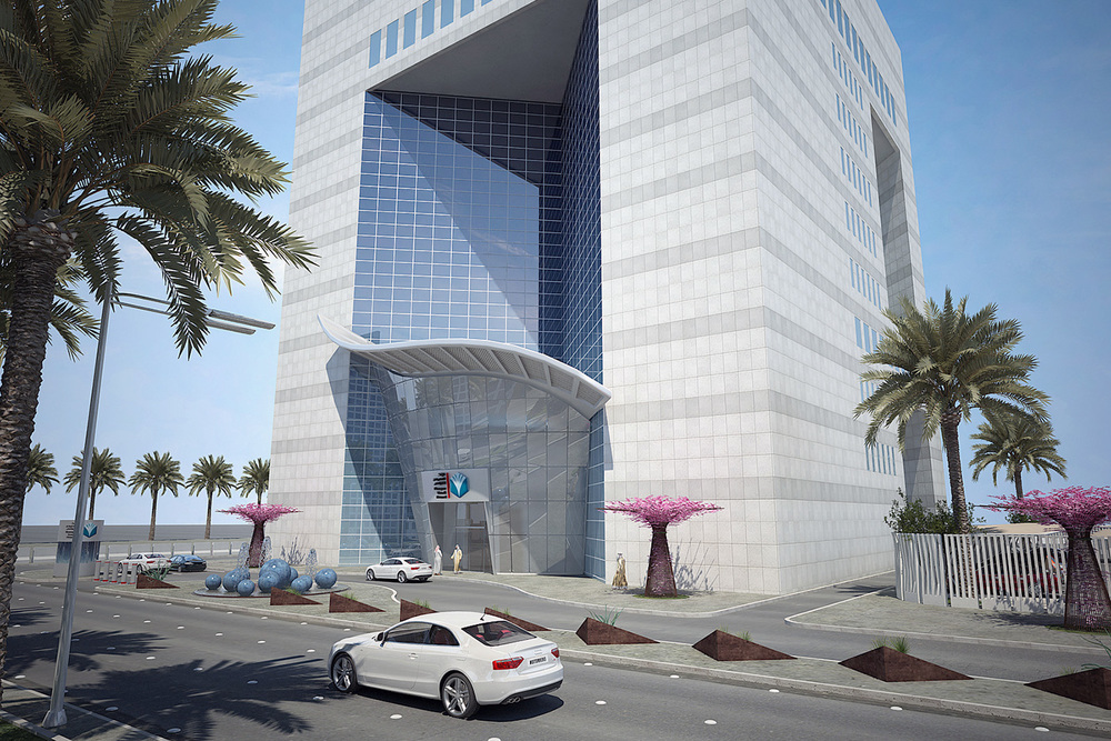 Banque Saudi Fransi Headquarters