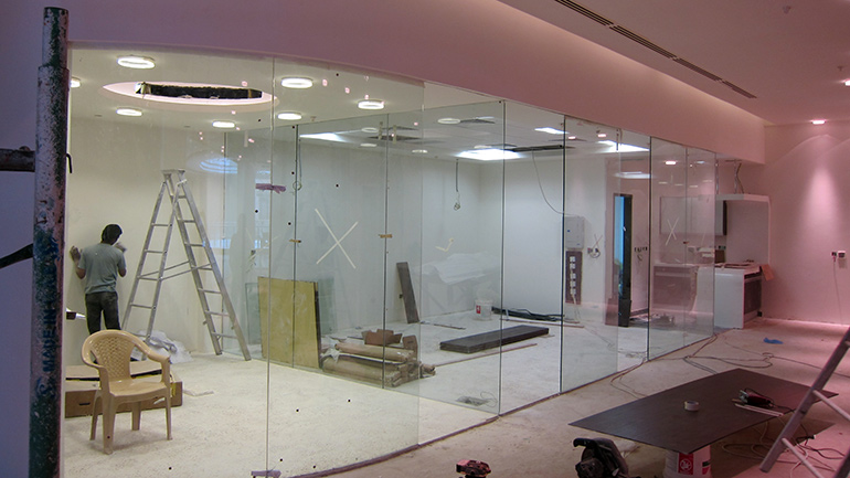 Sales Office (construction)