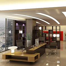 Saudi British Bank VIP Lounge