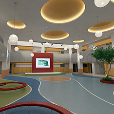 School Project, Riyadh, Saudi Arabia