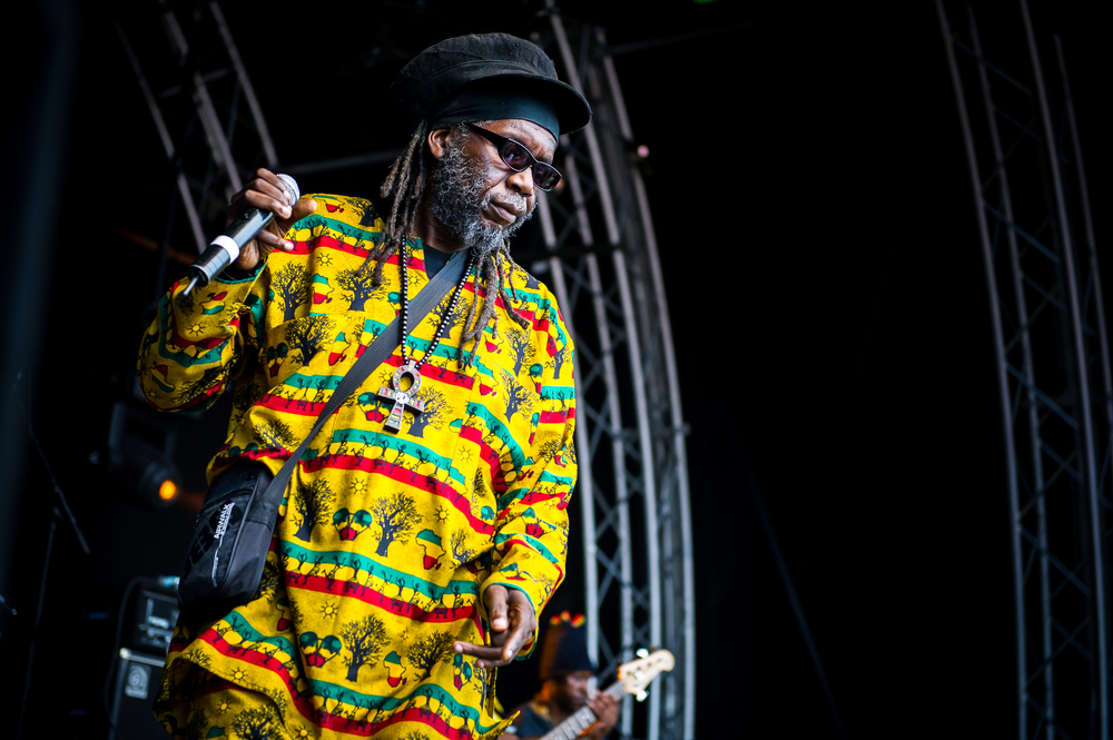 Macka B and The Roots Reggae Band